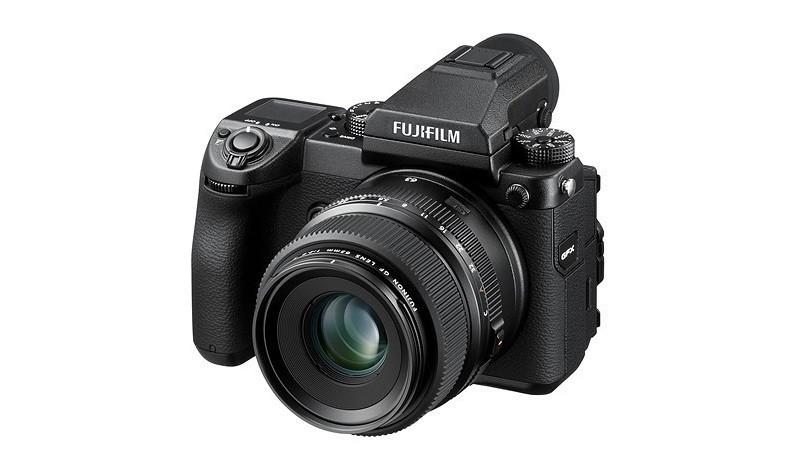 Fujifilm GFX 50S 坐擁 5,140 萬有效拍攝畫素。
