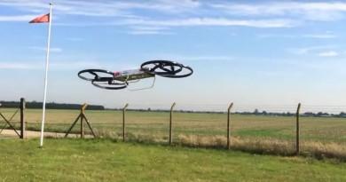 美軍 Hoverbike 懸浮自行車試飛成功 30 分鐘內軍需補給使命必達