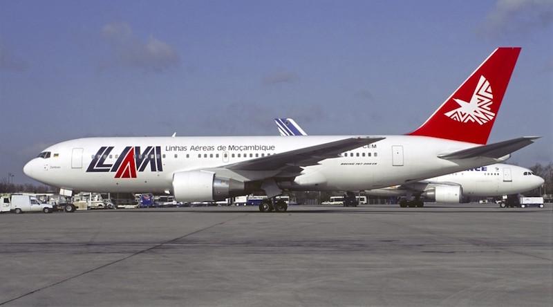 mozambique_crash 莫三比克 無人機 撞 客機