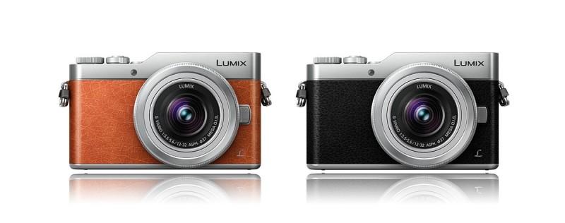 Panasonic LUMIX GF9 備有棕色和黑色兩款機身
