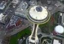 航拍機撞西雅圖地標「太空針塔」 傳機主已遭鎖定或被檢控