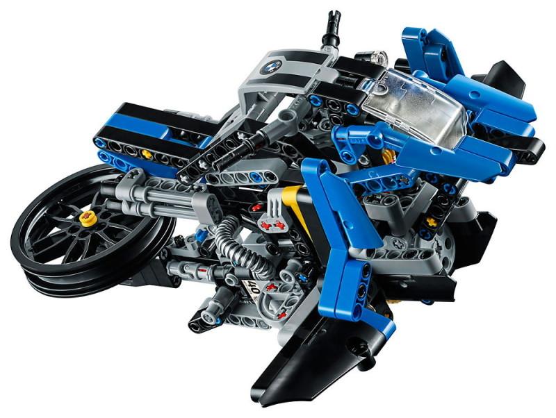 BMW Motorrad LEGO Technic Hover Ride - Lego 模型