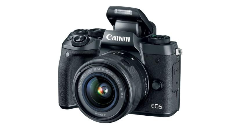 Canon EOS M5 於 2017 年 11 月才上市,想不到 EOS M6 竟有機會在這麼短時間內發表。