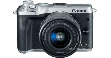 Canon EOS M6 實機諜照現身!或擁 2420 萬畫素•49 個自動對焦點