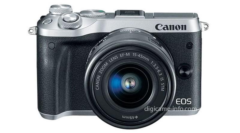 Canon EOS M6 實機諜照現身 或擁 2420 萬畫素