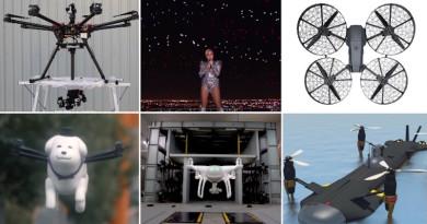 【一周熱話】無人機 5 種變身方法 #3 是最華麗的形態吧!