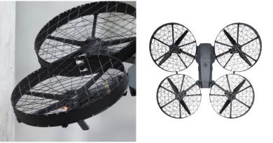 DJI Mavic Pro 全封閉版槳葉保護罩開售 全方位包裹旋翼防傷人
