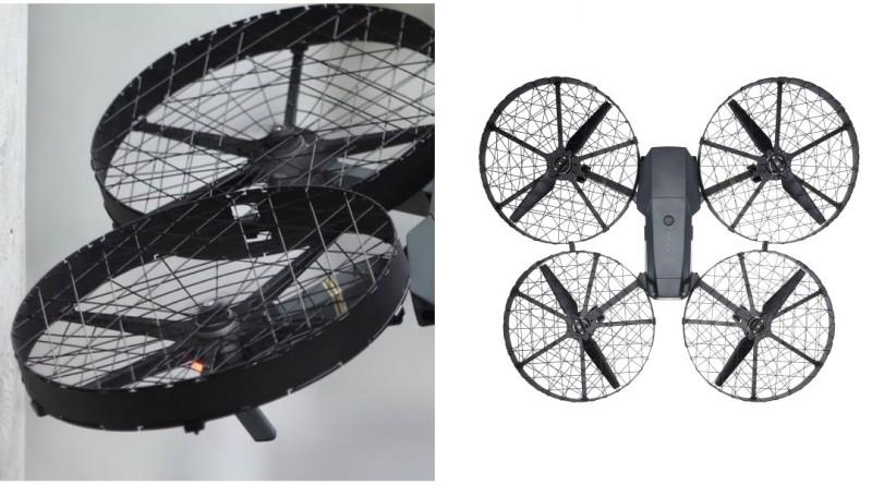 DJI Mavic Pro 封閉設計槳翼保護罩開售