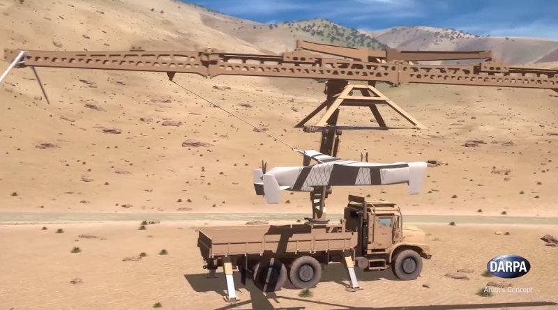 DARPA SideArm Capture System