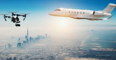 DJI 大疆申明無人機管制措施 回應中國民航機安全隱患