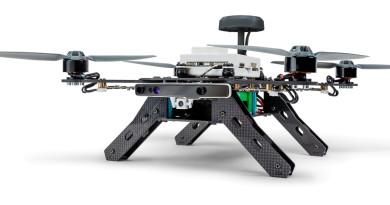 Intel Aero Drone 兼備電腦視覺及感像功能 專為無人機軟體開發而設