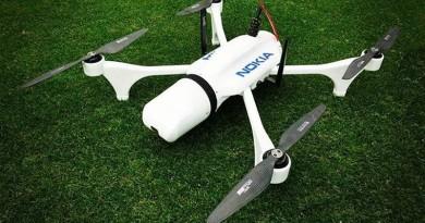 諾基亞 MWC 2017 展示4G無人機決策支援系統 提升災難救援效率