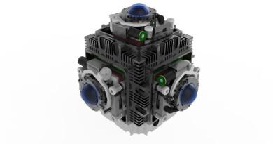 球面鏡頭+光纖傳導!PMast VR 攝影機拍出電影級全景影像
