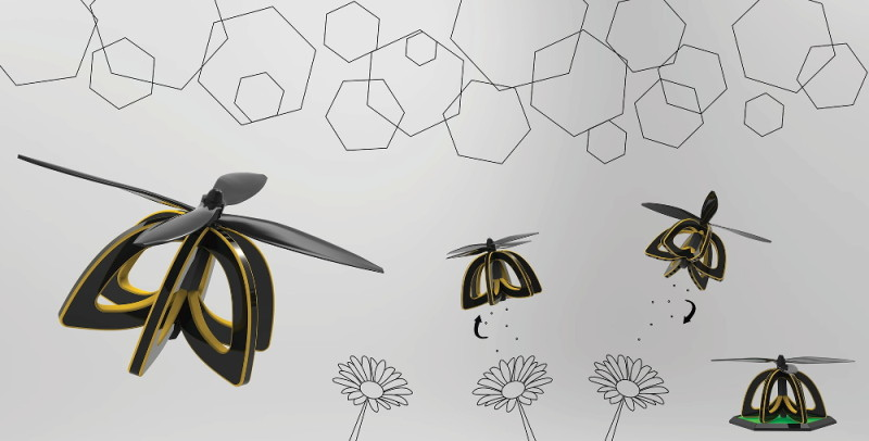 Plan Bee 概念圖