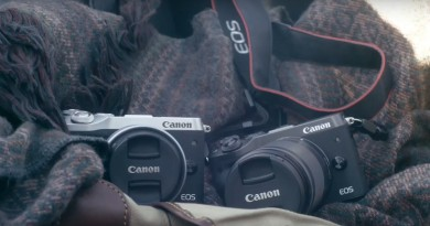 Canon EOS M6 四月驚喜上市 Dual Pixel 自動對焦•屏幕上翻自拍