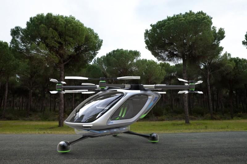 JPA 飛行器外型設計前衛,這就是未來運輸工具的模樣嗎?
