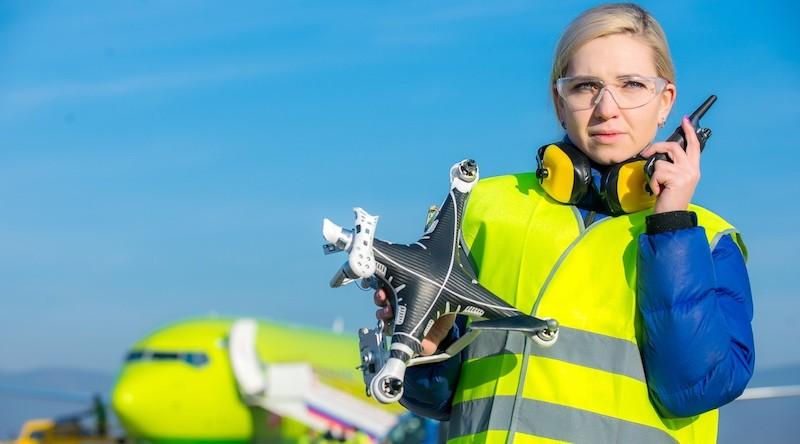 faa 無人機 生產商 同盟 事故