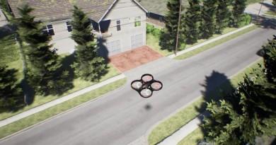 微軟免費發布開源無人機模擬器 助訓練人工智慧自動避障