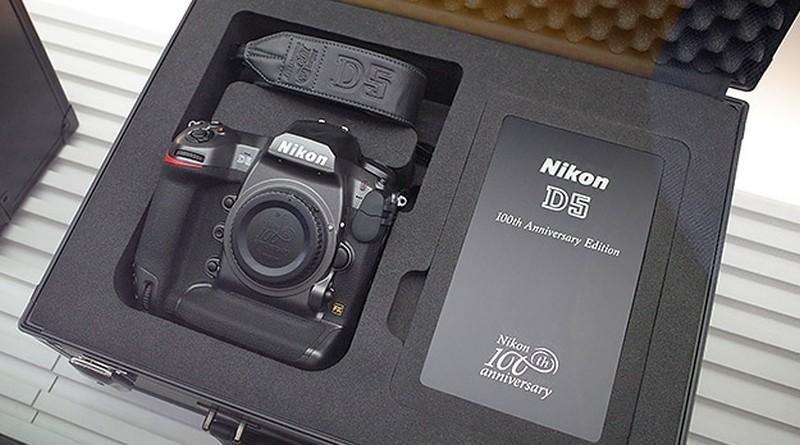 Nikon 在 CP+2017 上只推出了 100 周年紀念版的 D5 及 D500。