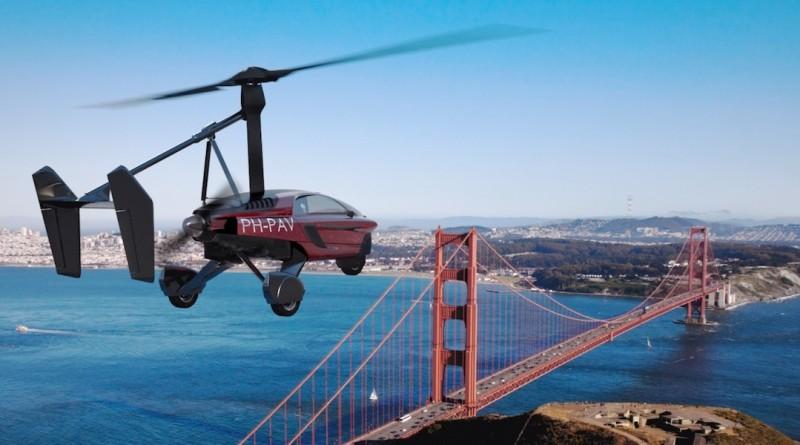 Pal-V Liberty 飛天汽車 載人飛行