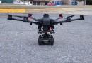 Rooster 無人機與機械車合體 隨時飛天遁地執行偵測任務