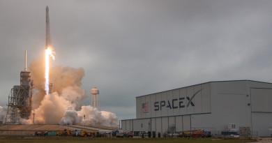 空拍機直擊火箭回收!SpaceX 獵鷹九號成功地面著陸
