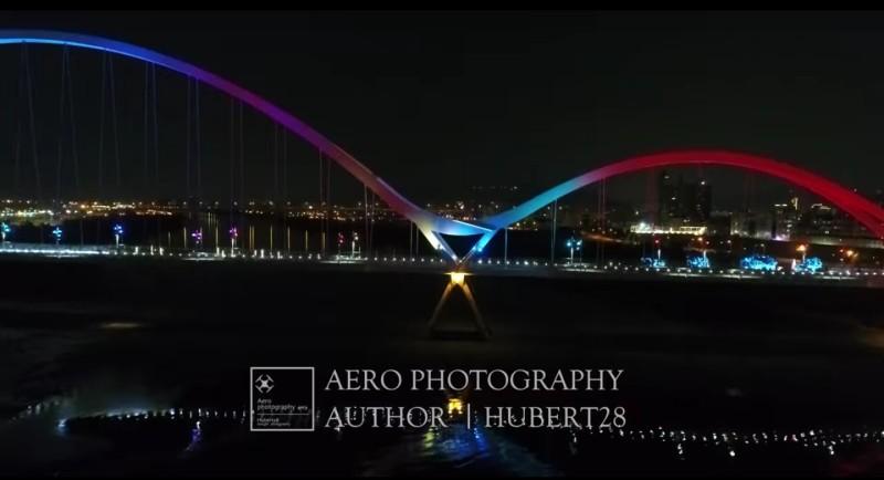 休伯特認為,如政府立法後不准空拍機在晚上放飛,便無法拍攝夜景,著實非常可惜。