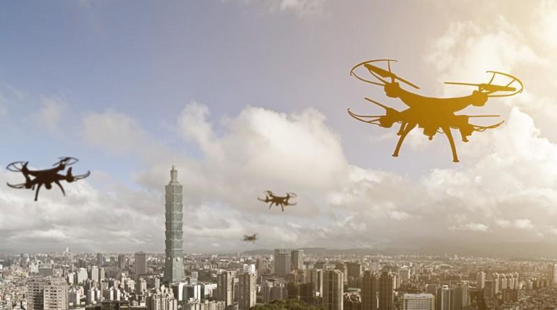 台灣 機場 空拍 擊落