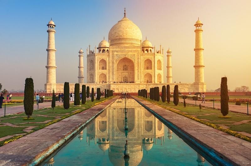 印度泰姬陵是世界聞名景點,但到當地航拍隨時被捕。