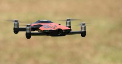 Wingsland S6 模組化折疊無人機登場!實測航拍以外的有趣功能