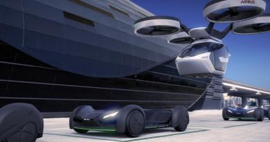 Airbus Pop.Up 不是飛天汽車 載人機艙搭配模組陸空兩用