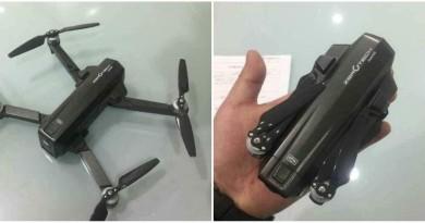 零度智控推瘦身版 Mavic Pro?折疊無人機 ZeroTech Hunter 諜照曝光