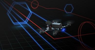 DJI Spark 無人機商標亮相 大疆首台 FPV 穿越機面世在即?