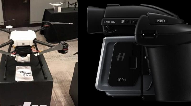 傳聞 DJI 和 Hasselblad 將在 NBA2017 發表無人機