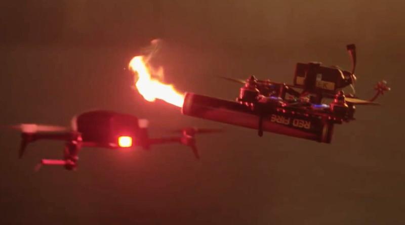 Drone Clash 反無人機比賽