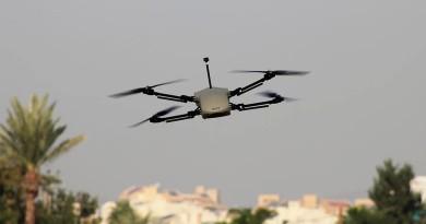 75分鐘超長續航力!Thor 雷神無人機藉光電+紅外線360度感知環境