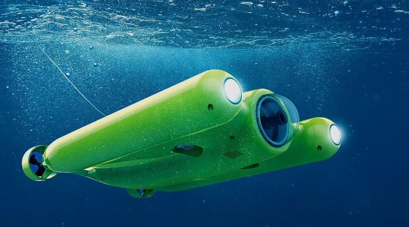 水中無人機 Gladius 眾籌超額完成