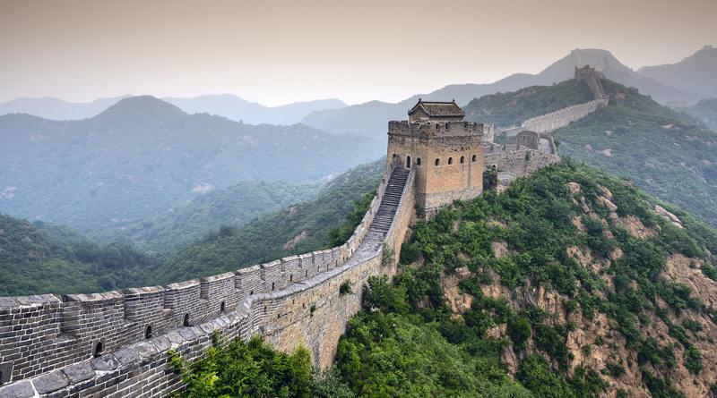 中國金山嶺長城