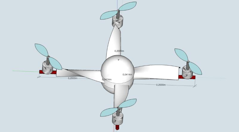 Meteomatics 專利:無人機加上被動升力部件,防止墜機
