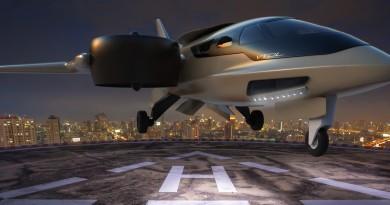 TriFan 600 垂直起降商務客機面世有望 坐擁混合動力推進系統