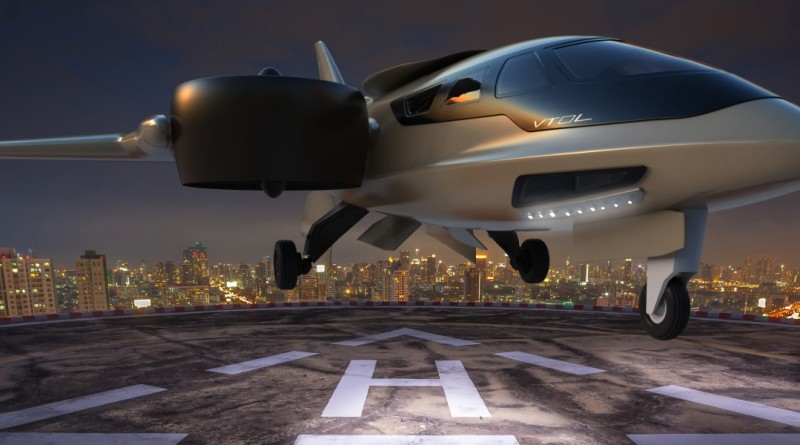 TriFan 600 垂直起降商務客機面世有望