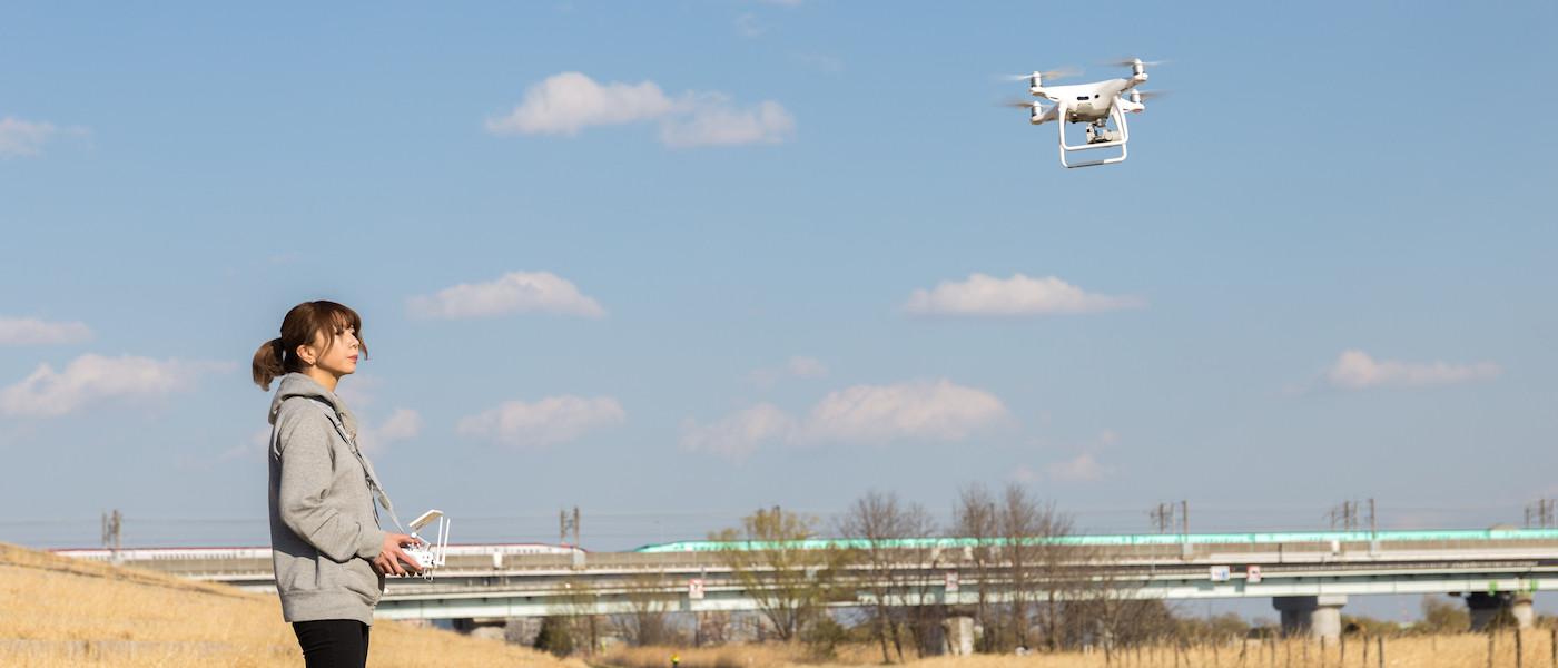 DJI 倡議電子遙距識別機制 憑登記號碼即可舉報違規無人機