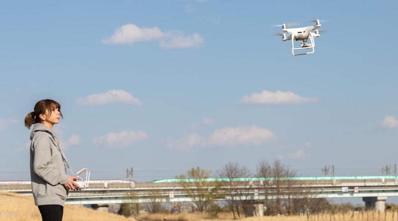 DJI 無人機 私隱 電子識別框架