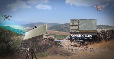 美軍採購反無人機系統 Drone Guard 應對伊斯蘭國「空襲」