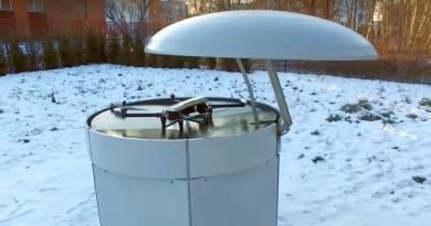 Eli Drone Nest 基地站讓無人機降落補給 自動換電實現長時間執勤