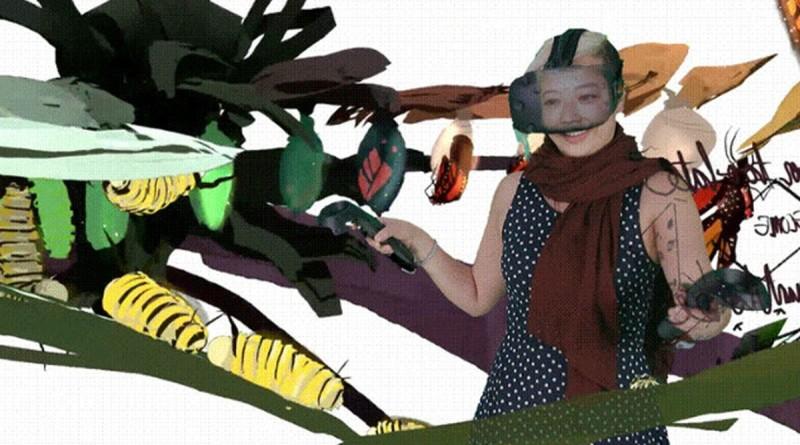 Google MR 新技術讓 VR 眼鏡用戶面孔重現
