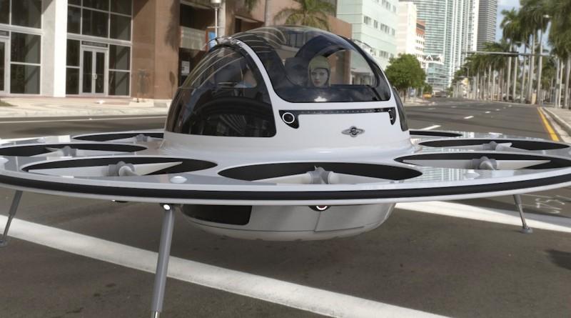 jet capsule ifo 載人飛行器