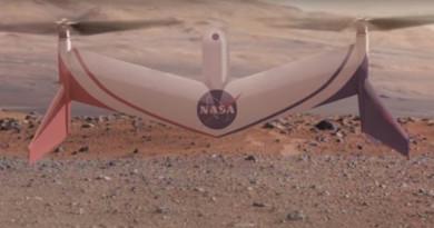 NASA 研 VTOL 無人機探索火星 助尋太空宜居殖民地