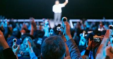 Gear 360 第二代可錄4K影片•支援FB全景直播•iPhone都能用!