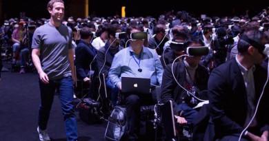 Facebook 神秘開發小組 Building 8 傳擬研發消費型無人機